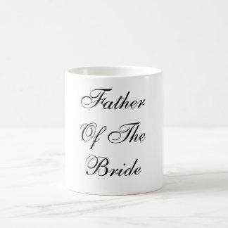 FatherOf TheBride Classic White Coffee Mug