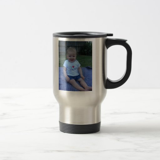 Father's Day 2007 15 Oz Stainless Steel Travel Mug