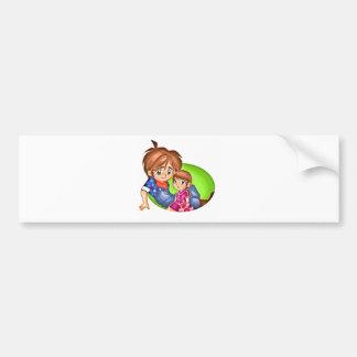 Father's Day 3 Bumper Sticker