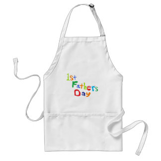 Father's Day Adult Apron