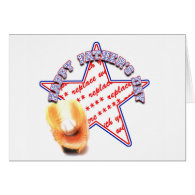 Father's Day All Star Photo Frame Greeting Card
