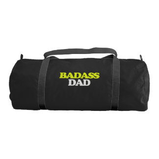 Fathers day awesome DAD Duffle Bag