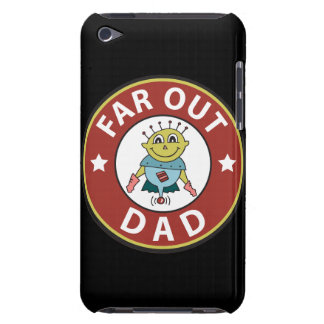 Fathers Day Barely There iPod Covers
