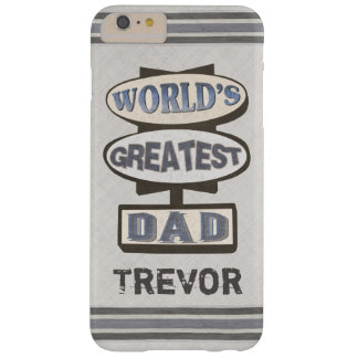 Father's Day Best Dad iPhone 6 Case