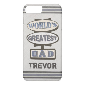 Father's Day Best Dad iPhone 7 Case