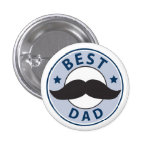 Father's Day Best Dad Pin