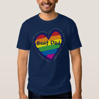 Father's Day Best Dad Shirt