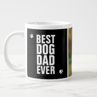 68a649959d2 Fathers Day Best Dog Dad Ever Photo