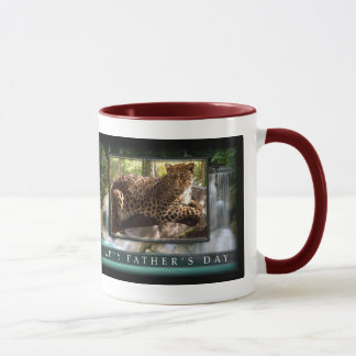 Father's Day Big Cat Mugs, Cups, Steins