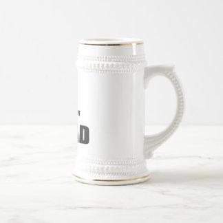 Fathers Day Birthdays Christmas Number One Dad Coffee Mug