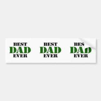 Father's Day Car Bumper Sticker