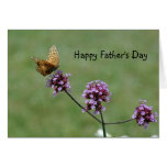 Father's Day Butterfly Card