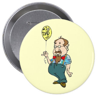 Father's Day Button
