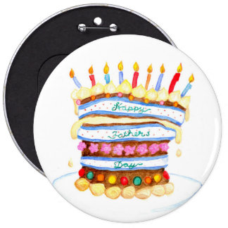 Father's Day Cake button