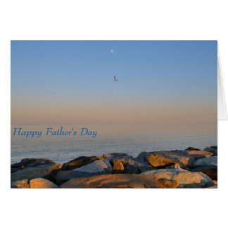 father's day card Chesapeake Bay Background
