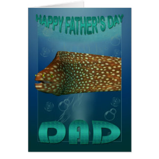 Father's Day Card Fish collection