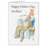 Father's Day Card for a Brother