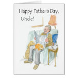 Father's Day Card for an Uncle