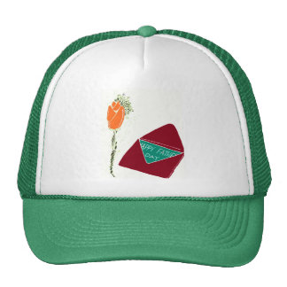 FATHER'S DAY CARD TRUCKER HAT