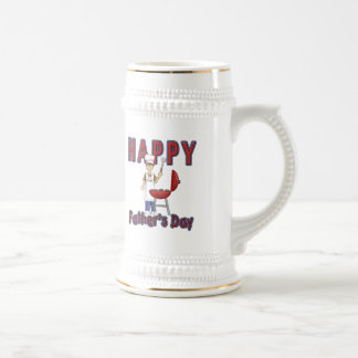 Fathers Day Chef Beer Stein