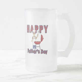 Fathers Day Chef Frosted Mug