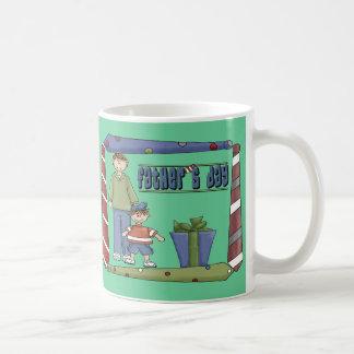 Father's Day Classic White Coffee Mug
