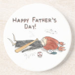 Father's Day Coaster