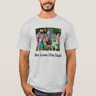 Father's Day Custom Photo Shirts