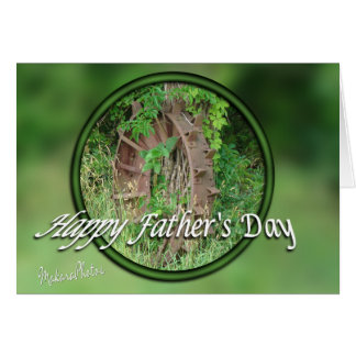 Father's Day-customize Card