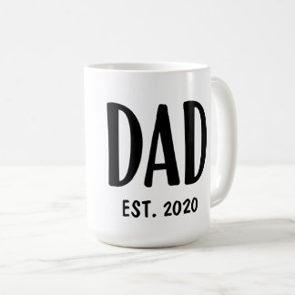 Father's Day Dad Custom Coffee Mug