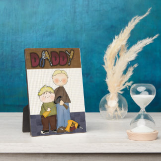 Father's Day Dad gift plaque