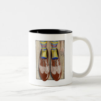 Father's Day Daddy's Shoes Coffee Mugs
