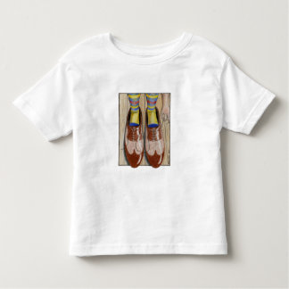 Father's Day Daddy's Shoes T-shirt