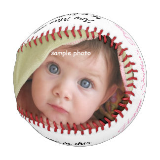 Father's Day, Daughter, Custom Baseball