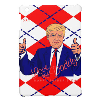 fathers day donald trump cover for the iPad mini