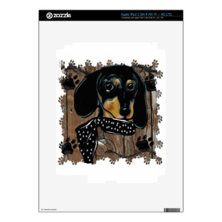 FATHERS DAY DOXIE iPad 3 SKINS