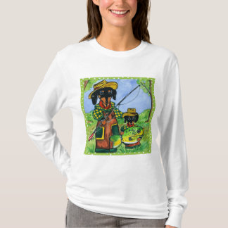 Fathers Day Doxies T-Shirt