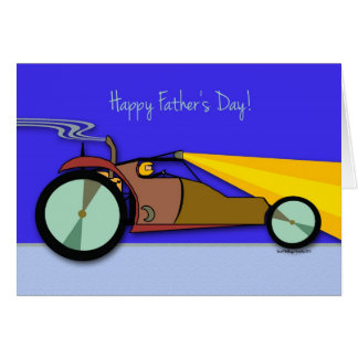 Father's Day Dune Buggy Fun, Night Ride Card