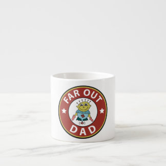 Fathers Day Espresso Cup