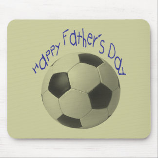 Father's Day Football Gifts Mouse Pad