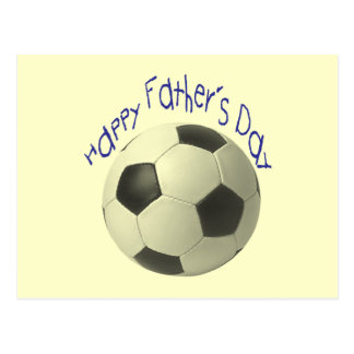 Father's Day Football Gifts Postcard