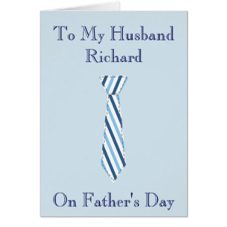 Fathers Day for husband