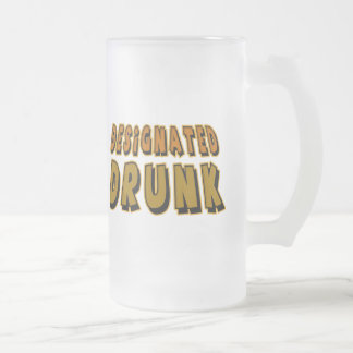 Father's Day Gift Ideas Frosted Glass Beer Mug