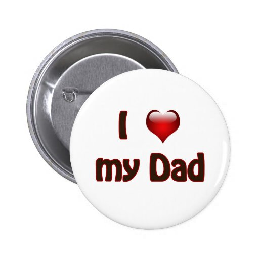 Father's Day gifts 2 Inch Round Button