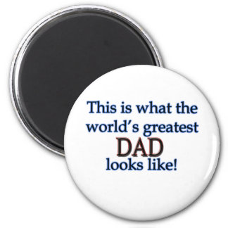Father's Day gifts 2 Inch Round Magnet