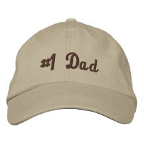 Fathers Day gifts Embroidered Baseball Cap