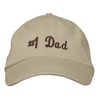 Fathers Day gifts Embroidered Baseball Caps