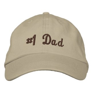 Fathers Day gifts embroideredhat