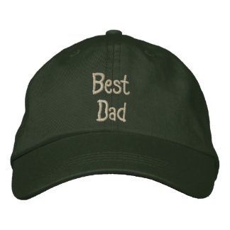Fathers Day gifts Embroidered Hat