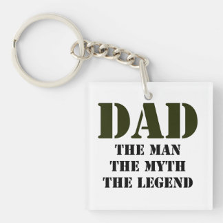 Father's Day Gifts Keychain